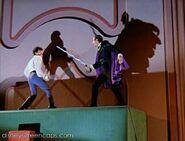 Barnaby battling Tom