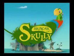 Brincar com o Skully - Título