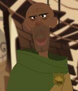 Captain Quaid