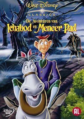 Cover De Avonturen van Ichabod en meneer Pad versie1