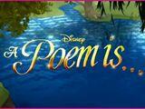 Um Poema É...