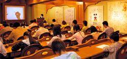 Disney Drawing Class Tokyo