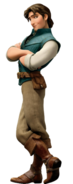 Flynn Rider transparent