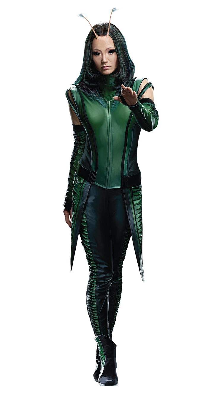 Avengers Infinity War Mantis Minecraft Skin