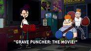 Grave Puncher Movie