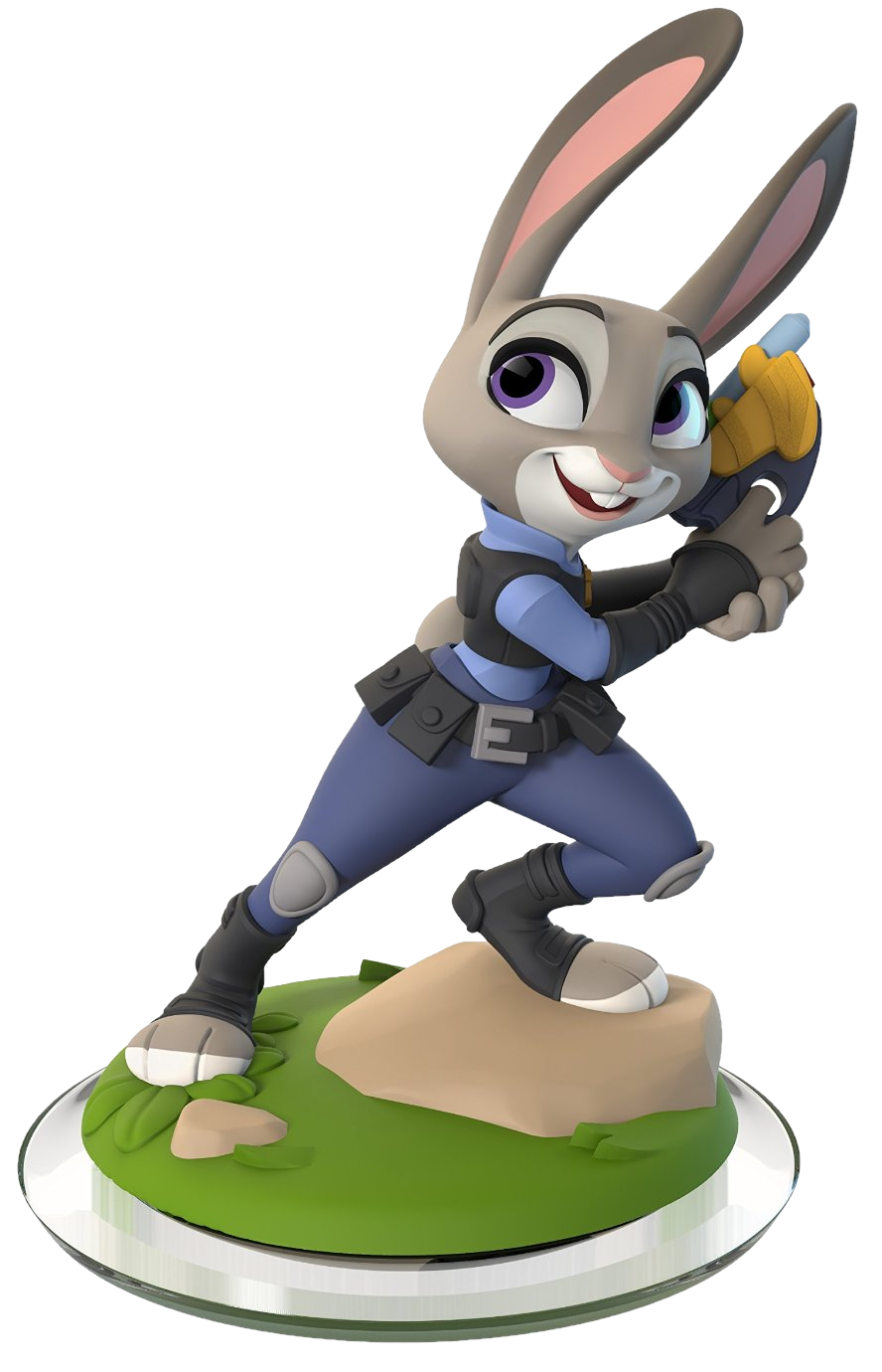 Wreck it ralph disney infinity wiki fandom powered by - Judy Disney Infinity Figure Png