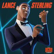 Lance Sterling