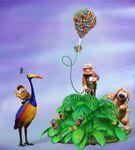 Pixar Play Parade Up