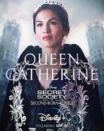 Queen Catherine Poster