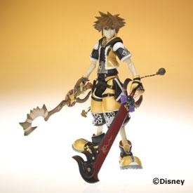 Image - Sora Master Form (Play Arts Figure).png | Disney Wiki ...
