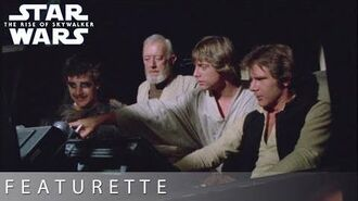 Star Wars The Rise Of Skywalker Featurette