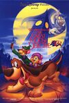 The Great Mouse Detective 1992 Re-Release Poster