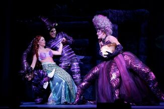 The Little Mermaid - Stage Play - Ariel and Ursula