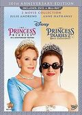 The Princess Diaries 1 and 2 DVD + Blu-Ray