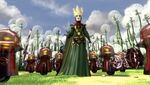 Vor leads her crystal minions