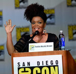 Yvette Nicole Brown SDCC