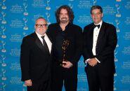 Adam Berry Mark McCorkle Bob Schooley Emmy awards