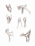 Bambi sketchbook 048