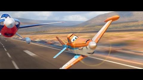 "Disney's ""Planes Fire & Rescue"" Trailer 2 - Thunder"