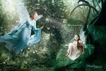 Disney Dream Portrait Series - Fairies - Where Magic Begins