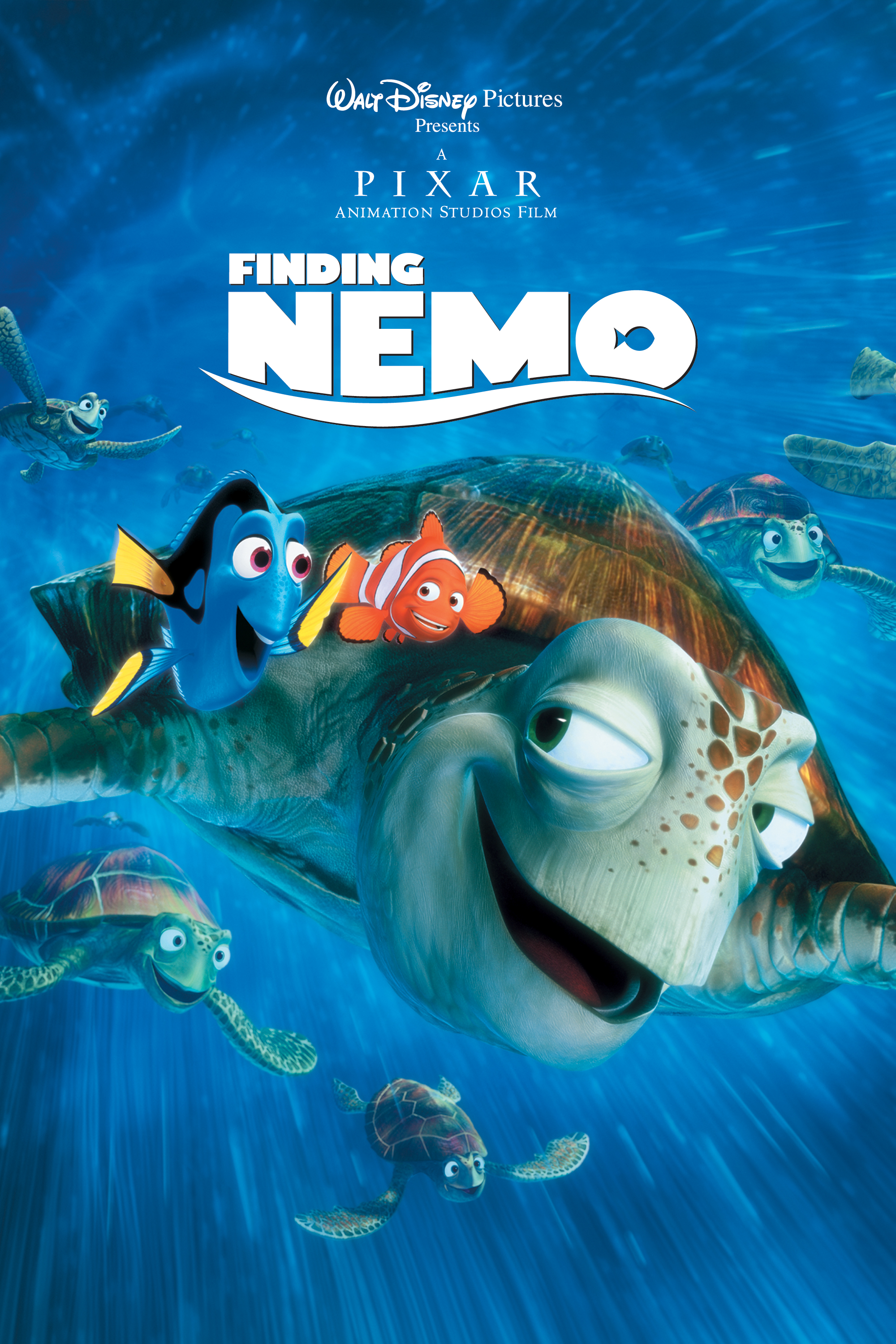 Image finding nemo posterg disney wiki fandom powered by finding nemo posterg thecheapjerseys Gallery
