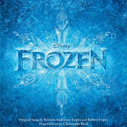 Frozen 2013 soundtrack