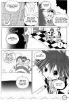 Kingdom Hearts Manga 125