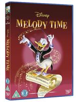 Melody Time UK DVD 2014