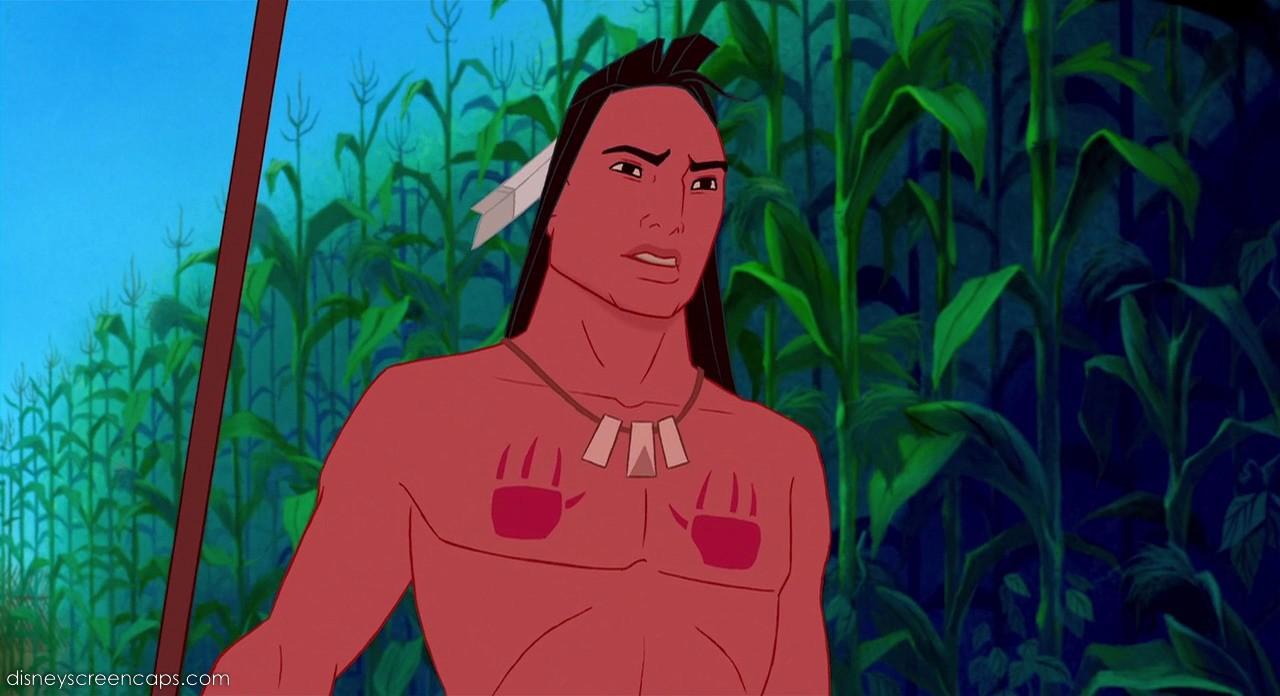 Pocahontas guy