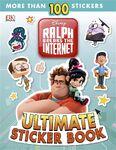 Ralph Breaks Internet Stickers Book