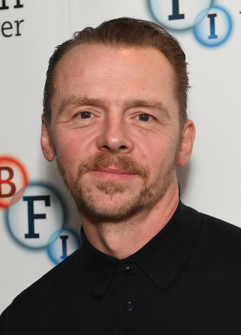 Simon Pegg (born 1970) Simon Pegg (born 1970) new images