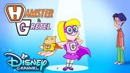 The Elevator Pitch Hamster & Gretel Disney Channel