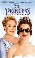 The Princess Diaries VHS