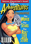 Disney Adventures Magazine cover July 31 1995 Pocahontas