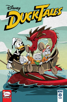 DuckTales reboot comics