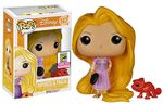 Funko Pop NYCC Exclusive Angry Rapunzel and Pascal