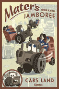 Junkyard Jamboree Poster