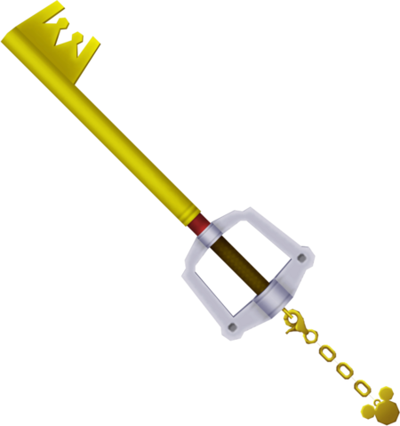 File:Kingdom Key D KHII.png