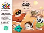 Star Wars Tatooine Tsum Tsum Tuesday US