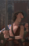 Young Macintosh with a Sword