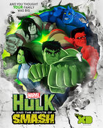 2013 - Hulk and The Agents of Smash