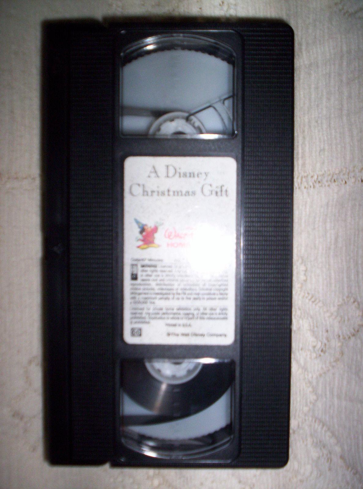 A disney christmas gift 1986 world