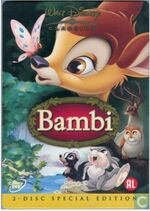 Bambi 2006 Dutch DVD