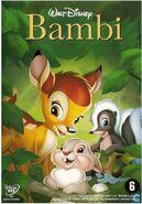 Bambi 2011 Dutch DVD