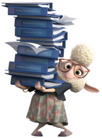 Bellwether Zootropolis