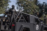 Black Panther DCA Jeep