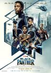 Black Panther UK Poster