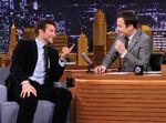 Bradley Cooper visits Jimmy Fallon