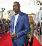 Dennis Haysbert Breakthrough premiere