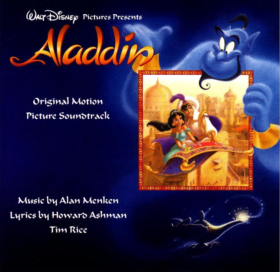 Aladdin (1992 soundtrack) | Disney Wiki | FANDOM powered by
